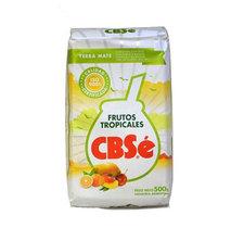 Yerba Mate Tropicales - CBSé