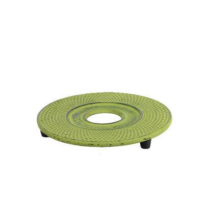 Tekanna i gjutjärn 0,8L inkl 2st koppar - Grön