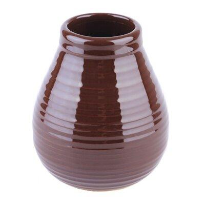 Matekopp i keramik 350ml - Choklad