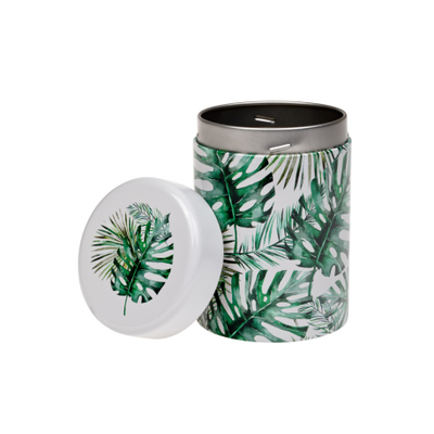 Rund teburk - Jungle Leaf 125g