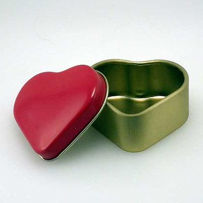 Liten burk - Rött Hjärta