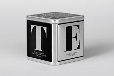 T-TE Earl Grey - Svart te - Johan & Nyström