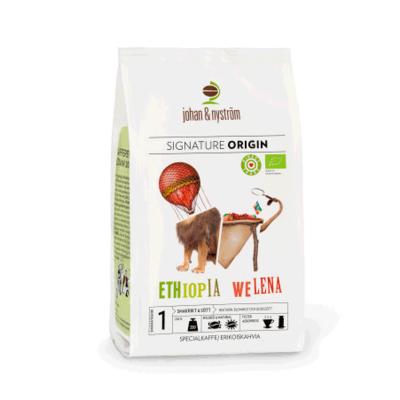 Kaffebönor Ethiopia Welena 250g - Johan & Nyström