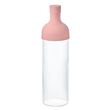 Hario Cold Brew Bottle - 75cl Pale Pink