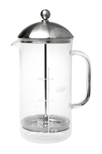 Elegant French press 1L